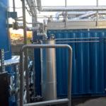Osby Parca Biogaskessel mit Bentone gasbrenner